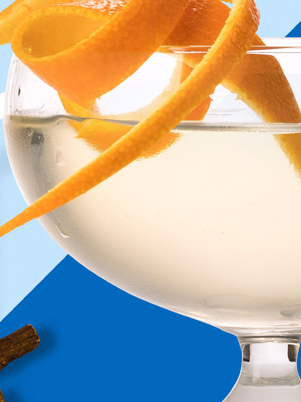 Porter Star Martini