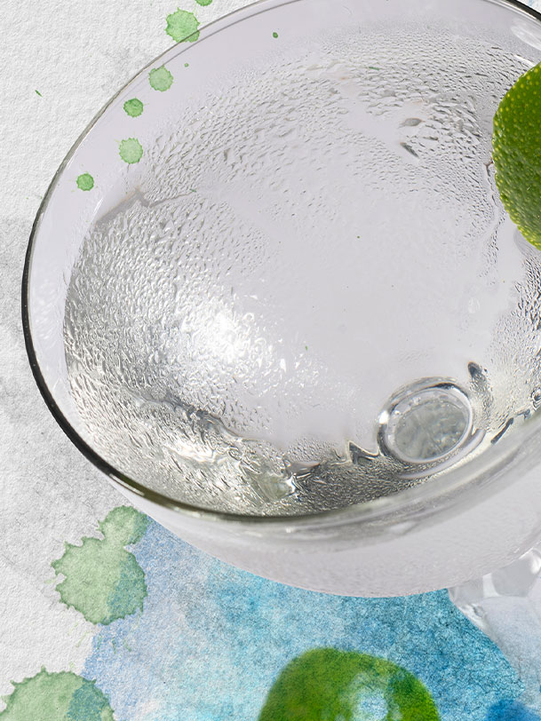 Leggero Martini Cocktail